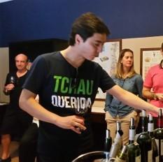 Degustação de vinhos do Chile (02/07/16)