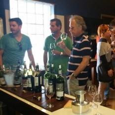 Degustação de vinhos da Austrália, Nova Zelândia e África do Sul