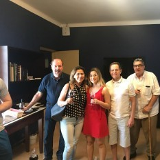 Degustação gratuita de vinhos italianos (08/09/18)
