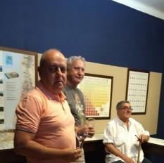 Degustação gratuita de vinhos do Bekaa Wine Club