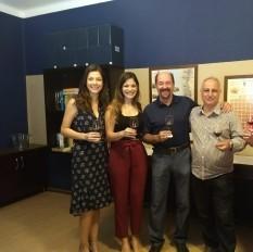 Degustação de vinhos chilenos (12/05/18)